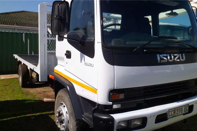 Isuzu Lowbed FVR 900 9 ton flatbed Truck