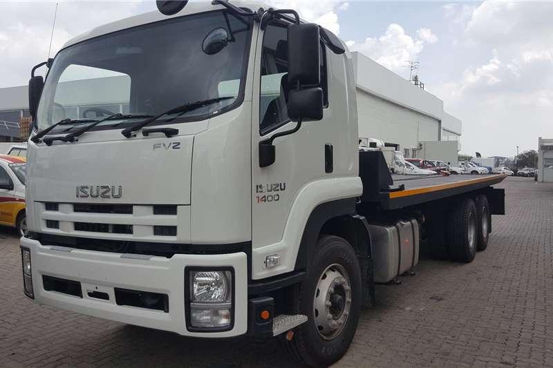 Isuzu Truck Lowbed FVZ 1400 6x4 2020