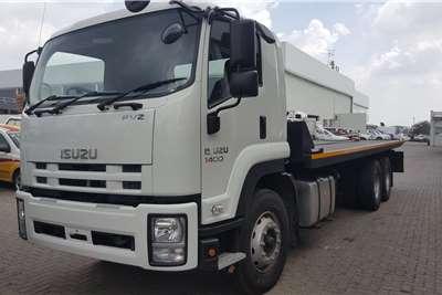 Isuzu Lowbed FVZ 1400 6x4 Truck