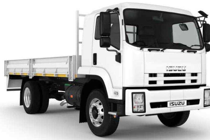 Isuzu Lowbed NEW FTR 850 Dropside Body Truck
