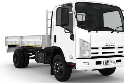 Isuzu Truck Lowbed NEW NQR 500 AMT Dropside Body 2020
