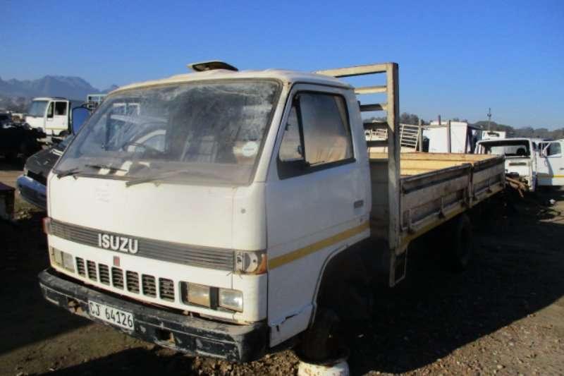 Isuzu Truck N3500 1987