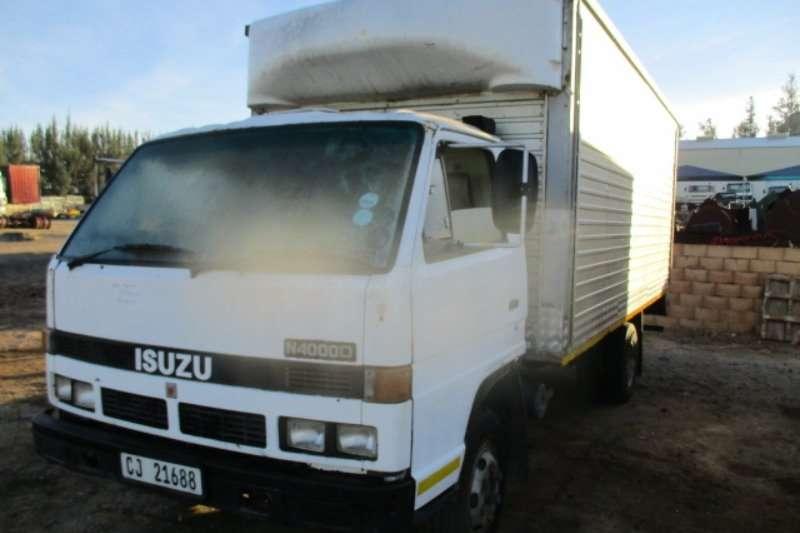 Isuzu Truck N4000 1992