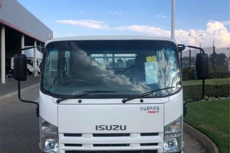Isuzu NPR 400 AMT CREW CAB F/C C/C Truck