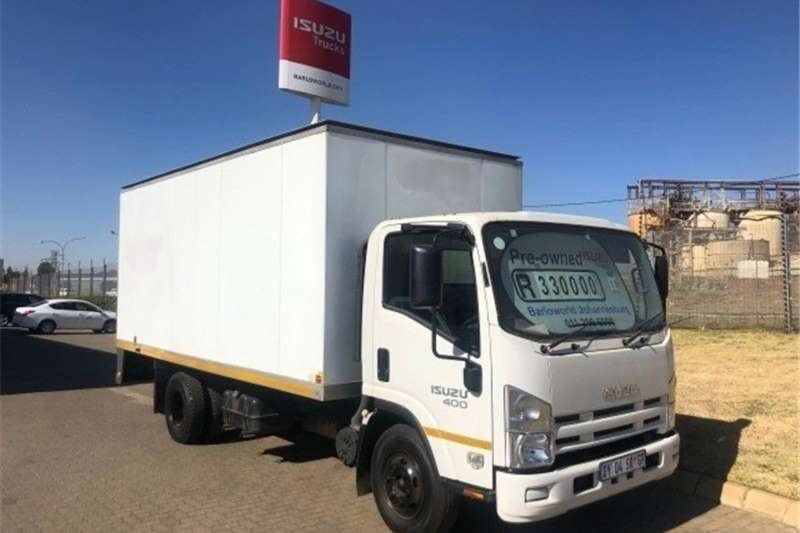 Isuzu Truck NPR 400 AMT F/C C/C 2015