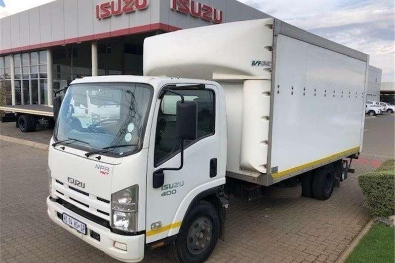 Isuzu NPR 400 AMT F/C C/C Truck
