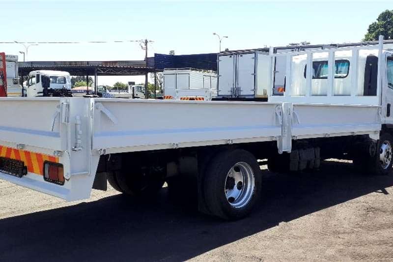 Isuzu NQR 500 DROPSIDE Truck