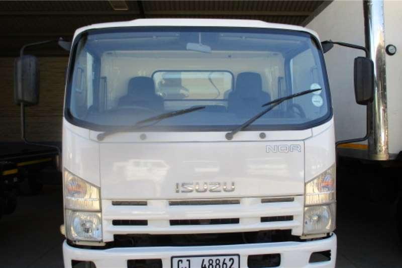Isuzu Truck NQR500 DROPSIDE 2012