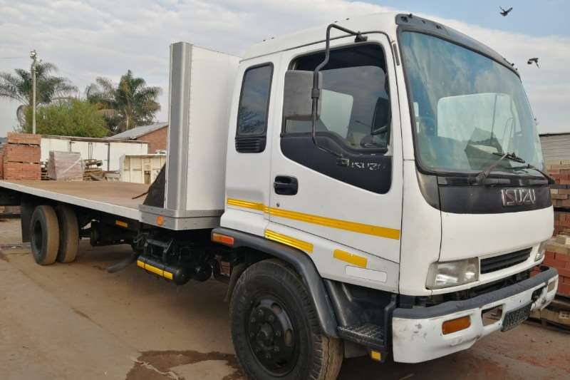 Isuzu Truck Other FRR700 Box Body 1999