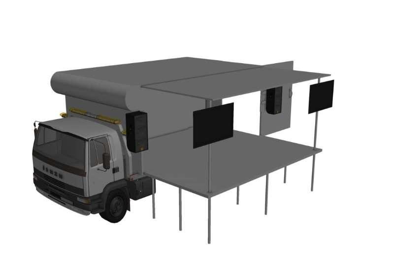 Isuzu Truck Other FTR 850 Gig Rig 2020