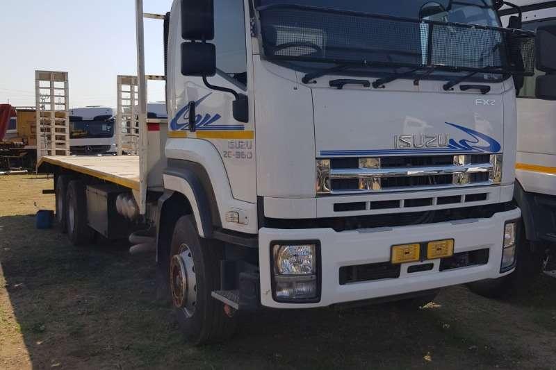 Isuzu Truck Other ISUZU FVZ 26 360 BEAVER TAIL 2016