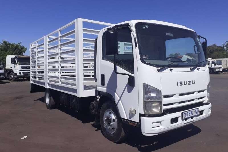 Isuzu Truck Other ISUZU NPR 400 AMT 4 TON SMOOTHER CAGE BODY 2013