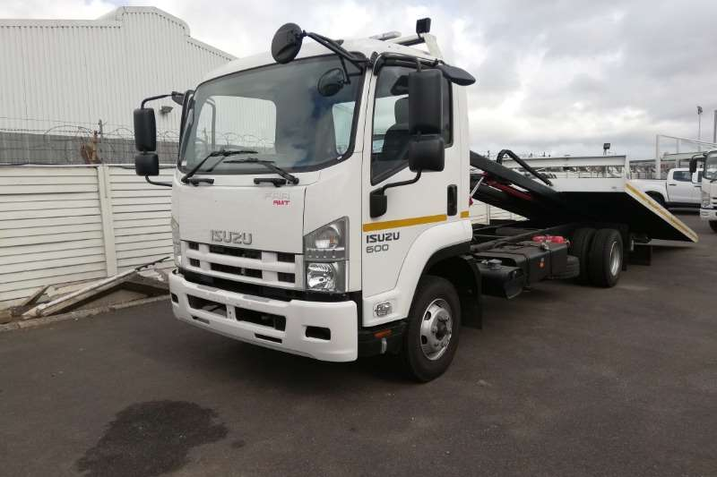 Isuzu Truck Roll back 2019 FRR 600 AMT Roll Back 2019