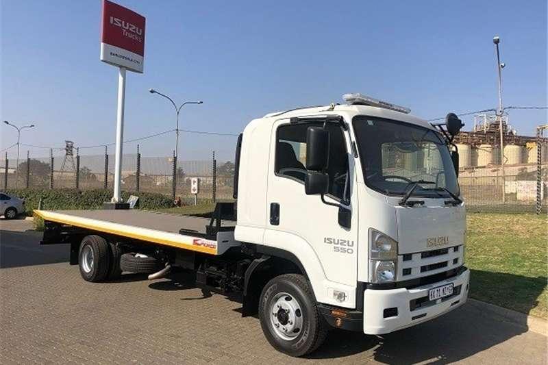 Isuzu Truck Roll back FRR 550 F/C C/C 2019