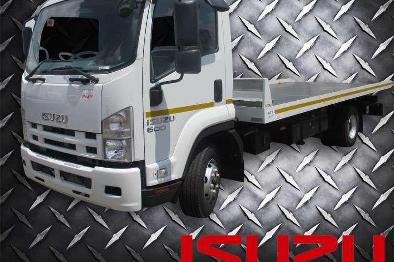 Isuzu Truck Roll back FRR 600 AMT Rollback Demo 2020