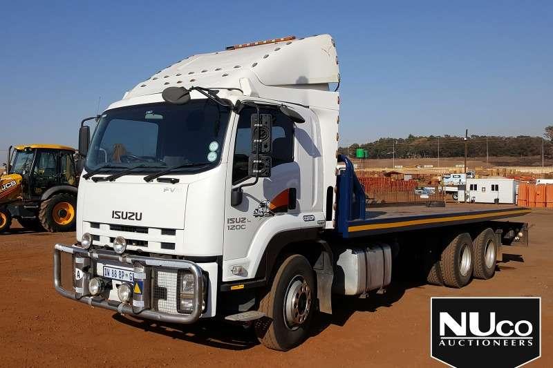 Isuzu Truck Roll back ISUZU FVM1200 ROLLBACK 2015