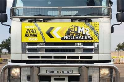 Isuzu Truck Roll back Isuzu FXZ 26 360 F/C C/C 2016