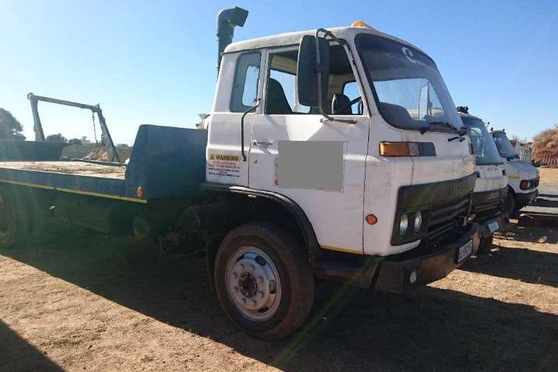 Isuzu Truck Roll Back JCR500 (8t)