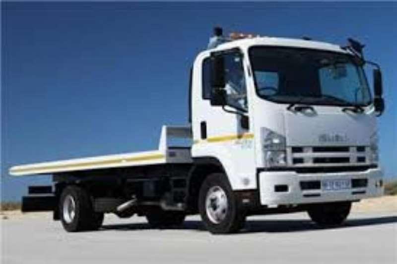Isuzu Roll back NQR 500 AMT Roll Back Truck