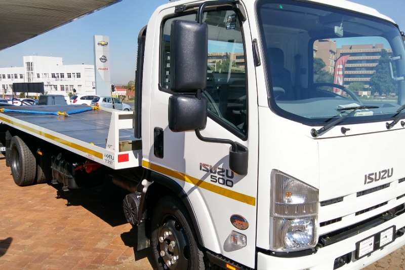 Isuzu Truck Roll back NQR 500 AMT Rollback Unit 2018
