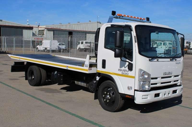 Isuzu Truck Roll back NQR 500 Man Rollback 2019