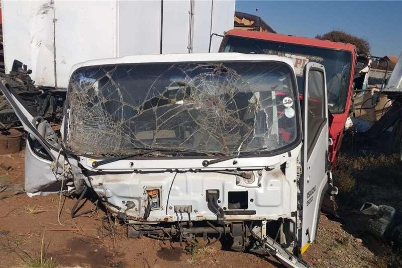 Isuzu 2011 Isuzu NQR 500 Volume Body 4x2 Stripping for S Truck spares and parts