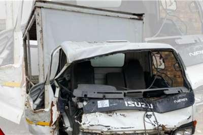 Isuzu 2014 Isuzu NPR400 Stripping for Spares Truck spares and parts