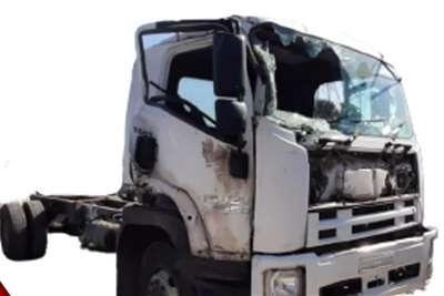 Isuzu 2015 Isuzu 850 Stripping for Spares Truck spares and parts