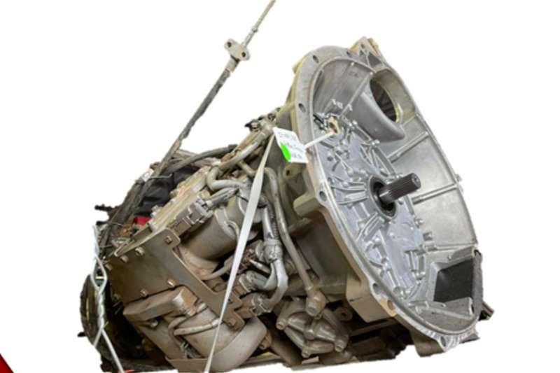 Isuzu 2015 Isuzu NQR 500 Used Gearbox Truck spares and parts