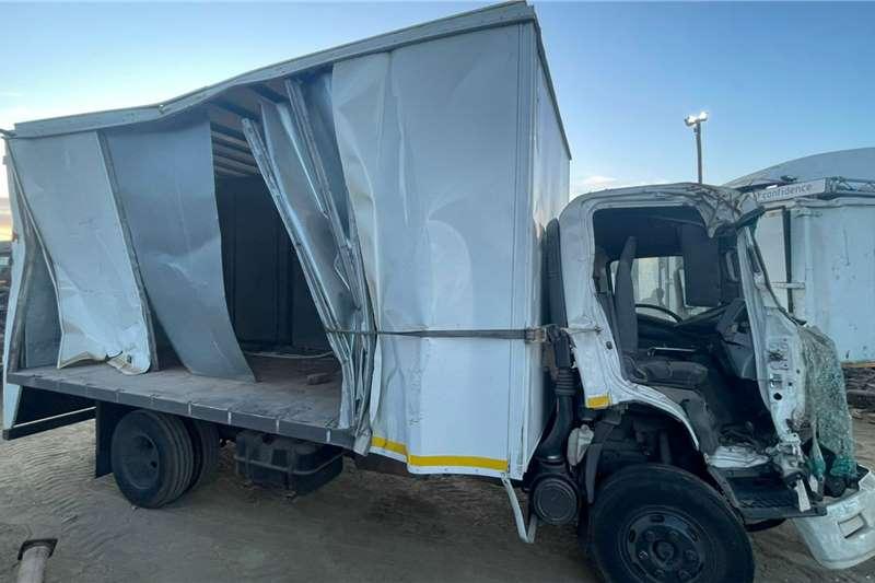 Isuzu 2016 Isuzu NPR 400 Stripping for Spares Truck spares and parts