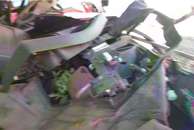 Isuzu 2019 Isuzu FVZ1400 Volume Body 6x2 Stripping for S Truck spares and parts