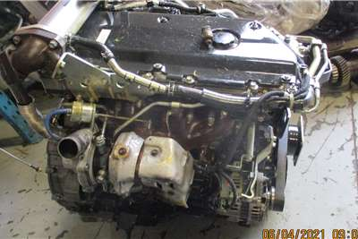 Isuzu Engines 4HK1 ENGINE Truck spares and parts