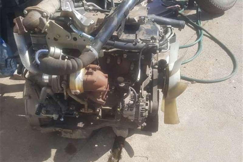 Isuzu Engines ISUZU 4HK1 Truck spares and parts