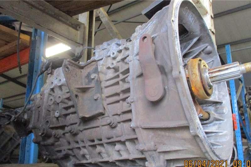 Isuzu Gearboxes FTR850 6 SPEED GEARBOX Truck spares and parts