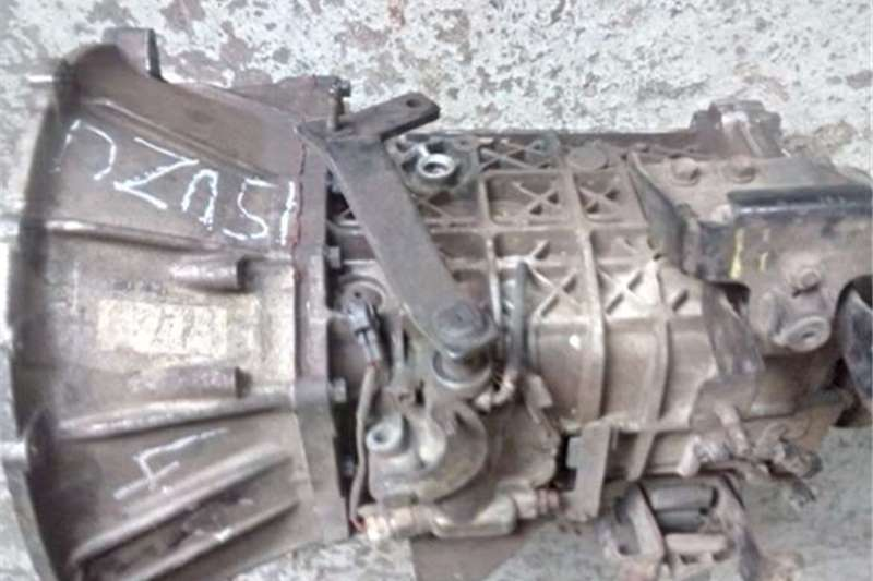 Isuzu Gearboxes Truck spares and parts