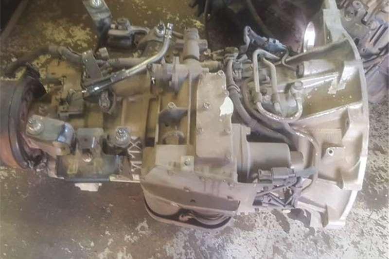 Isuzu Gearboxes ISUZU NPR/NQR AMT GEARBOX Truck spares and parts