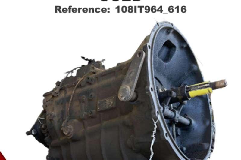 Isuzu Isuzu FTM1200 Manual Steel Used Gearbox Truck spares and parts