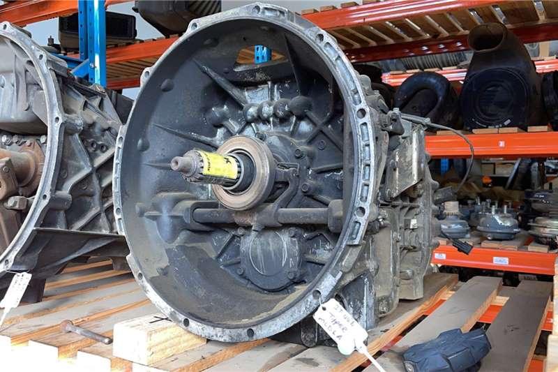 Isuzu Isuzu MLD6A Used Gearbox Truck spares and parts