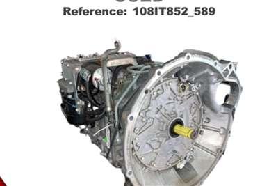 Isuzu Isuzu MZW6P FRR600 Used Gearbox Truck spares and parts