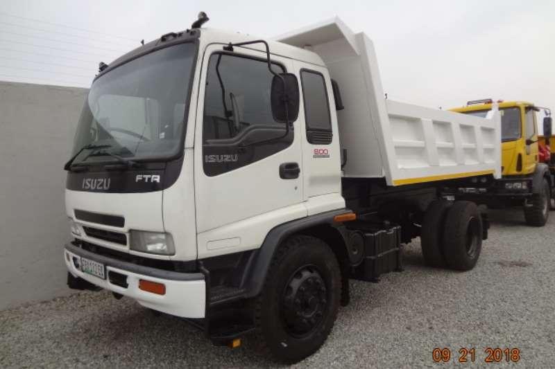 Isuzu Truck Tipper FTR800 6cm Tipper 2008