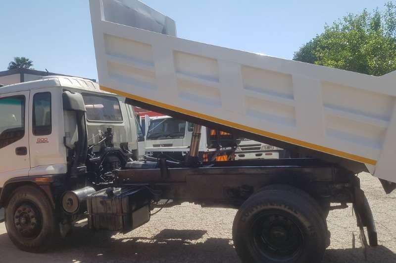 Isuzu Truck Tipper FTR800 TURBO 2008