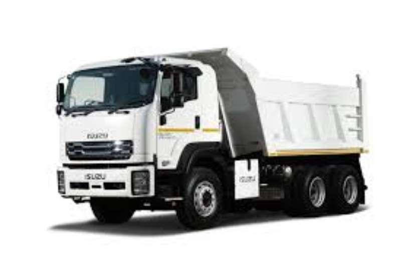 Isuzu Truck Tipper FXZ 26 360 10m3 Tipper 2020