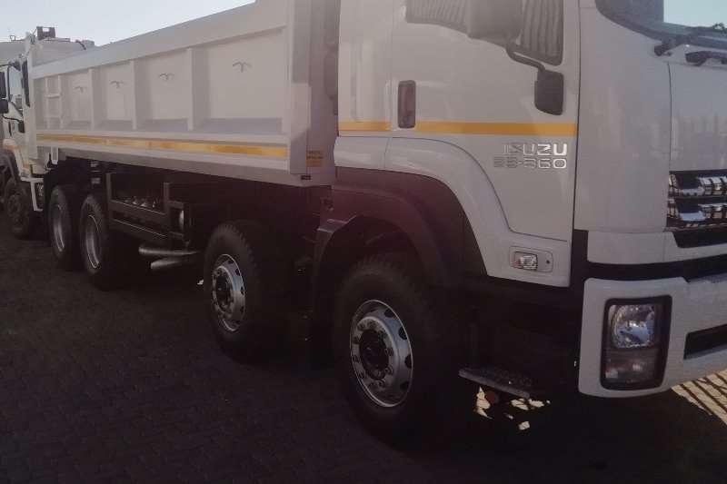 Isuzu Truck Tipper FYH 33 360 Tipper 2019