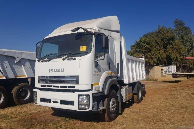 Isuzu Truck Tipper GVR40 360 (8Cube) 2011