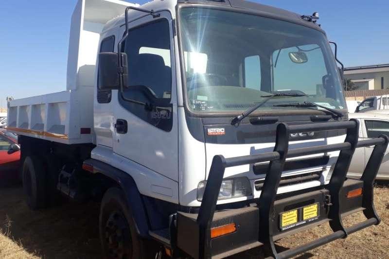 Isuzu Truck Tipper ISUZU FTR 700 6 CUBE TIPPER R399000 2009