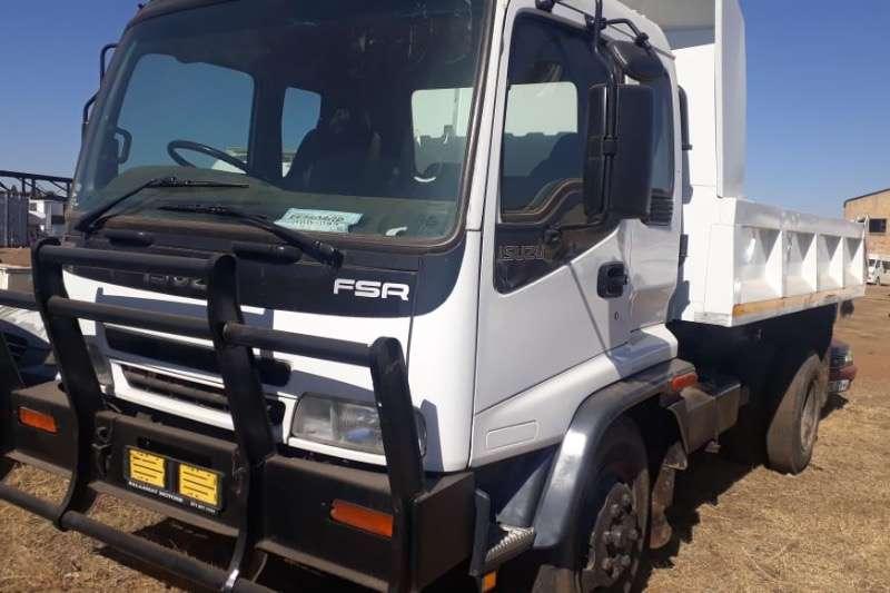 Isuzu Tipper ISUZU FTR 700 6 CUBE TIPPER R399000 Truck