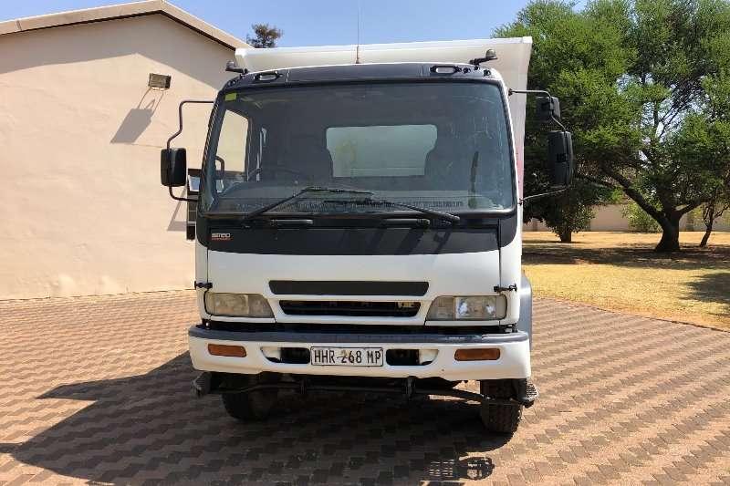 Isuzu Truck Tipper ISUZU FTR 800 TIPPER