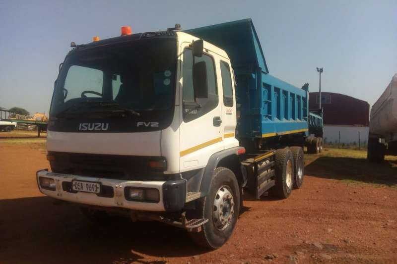 Isuzu Truck Tipper ISUZU FVZ1400 10M3 TIPPER 2007
