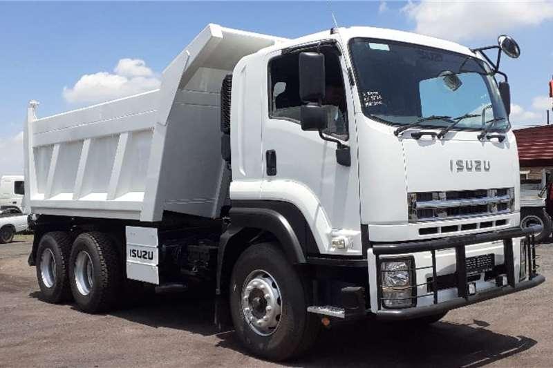 Isuzu Truck Tipper ISUZU FXZ 26  360 10 CUBE TIPPER 2015