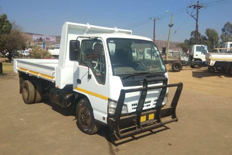 Isuzu Truck Tipper ISUZU TIPPER DROPSIDE TRUCK R229000 2009